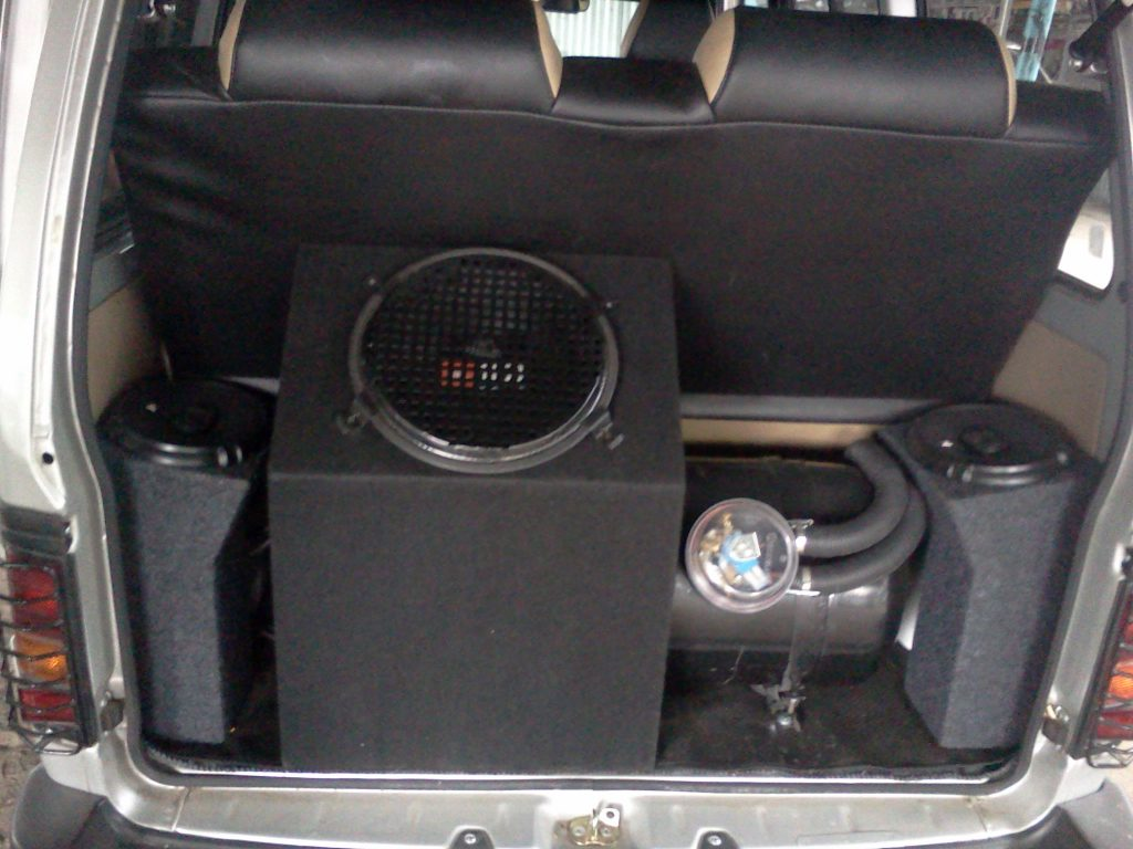 Car Audio Systems Subwoofers Box
