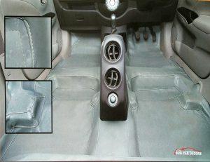DSD Car Full Floor Mats Lamination -1