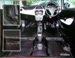 DSD Car Full Floor Mats Lamination-2