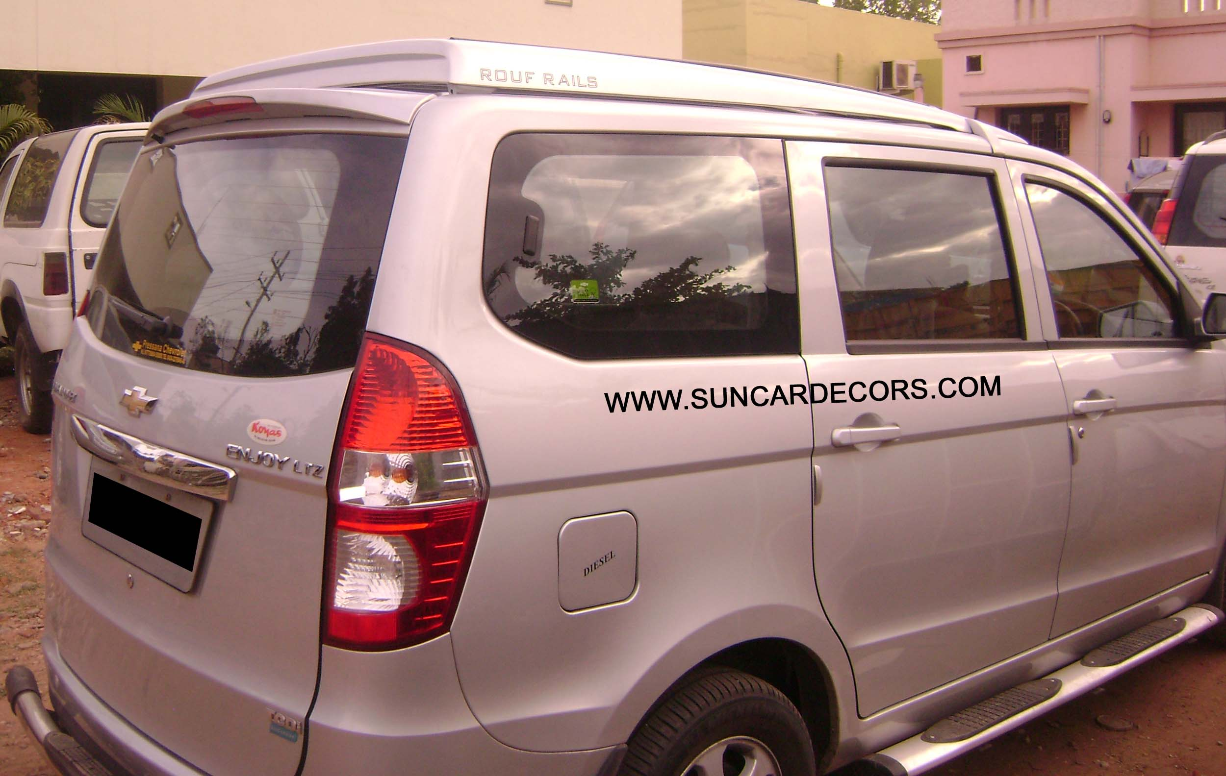 Enjoy Luggage Carrier In Coimbatore