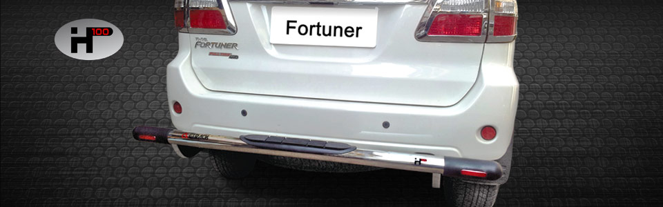 Fortuner H100 Rear Guard in Coimbatore