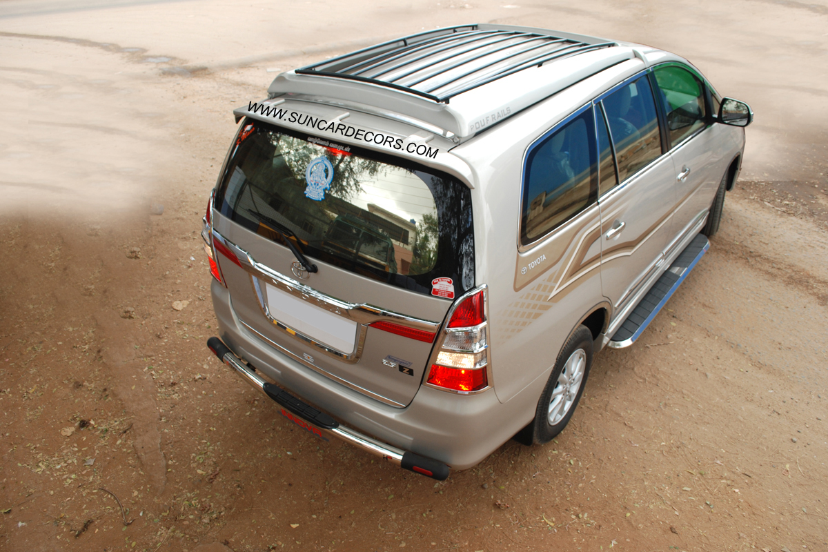 Innova Luggage Carrier In Coimbatore