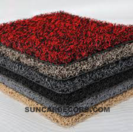 PVC Car Floor Mat Carpet