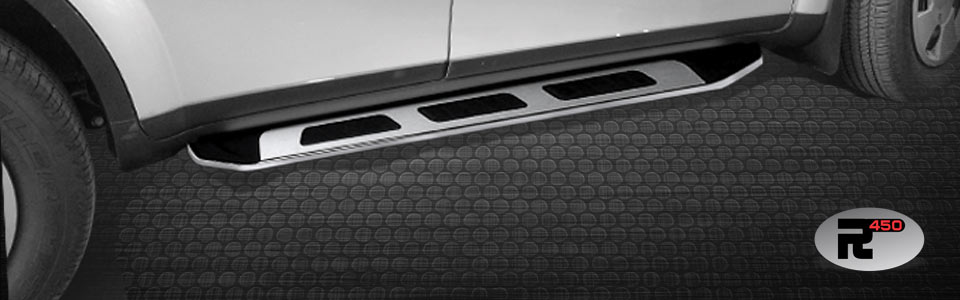XUV500 Sideguard R450