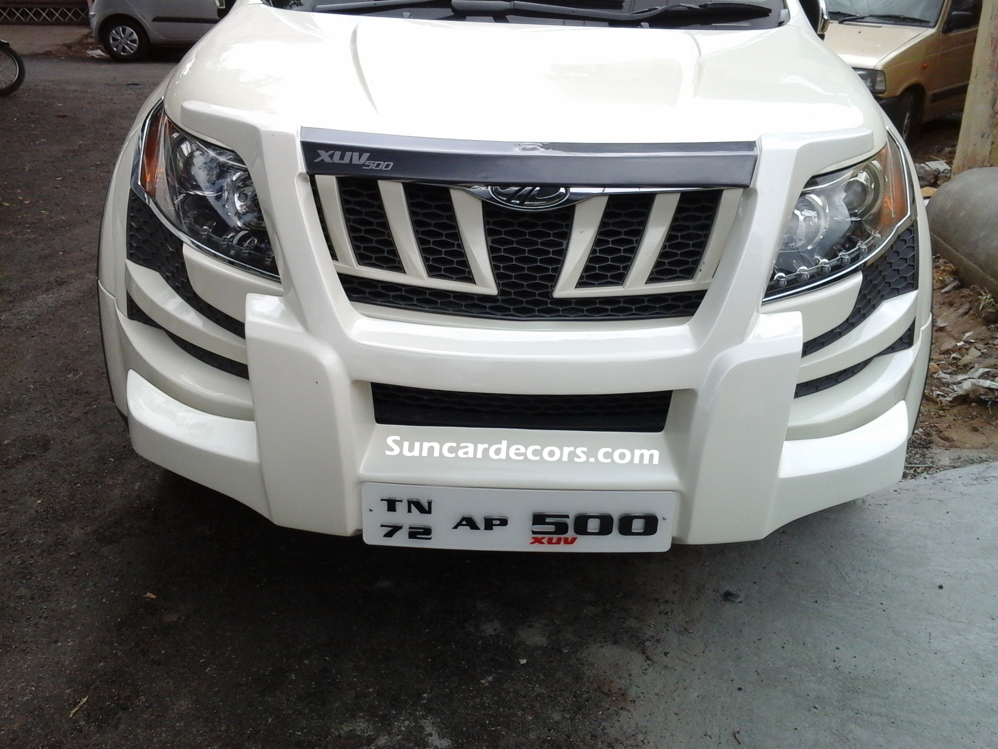 XUV 500 Front Guards