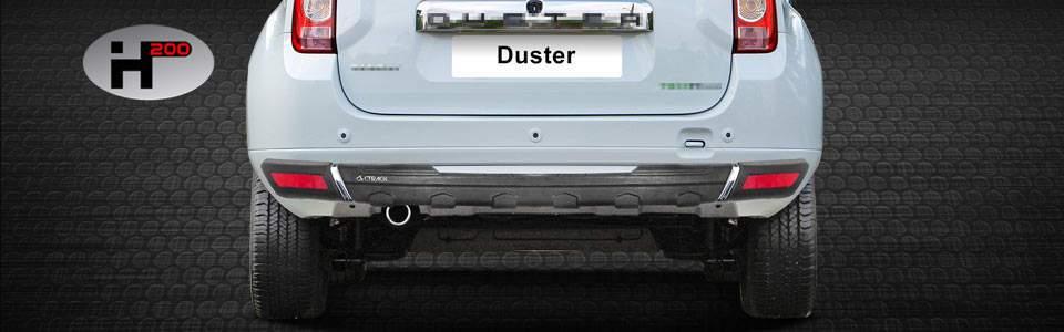duster h200 rear guard in coimbatore car decors car accessories coimbatore india car seat. Black Bedroom Furniture Sets. Home Design Ideas