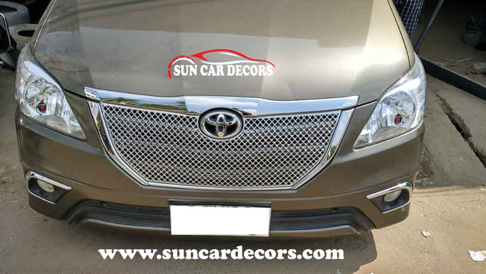 Toyota Innova Front Grill new