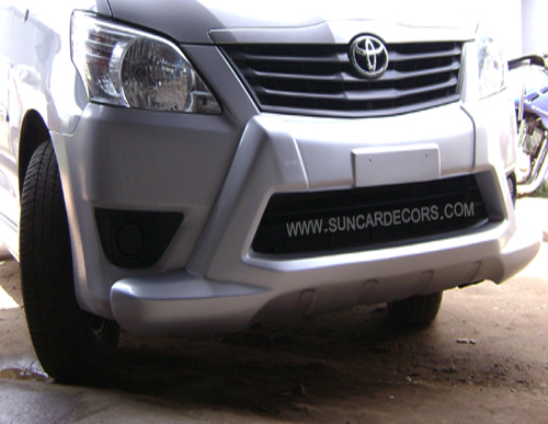 Toyota Innova Front Guards-2