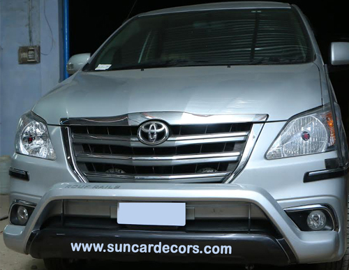 Toyota Innova Front Guards-3