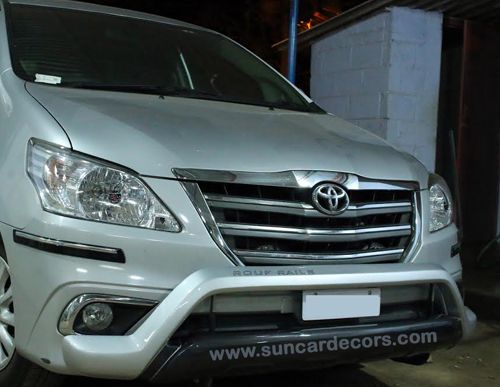 Toyota Innova Front Guards-4
