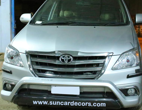 Toyota Innova Front Guards-5
