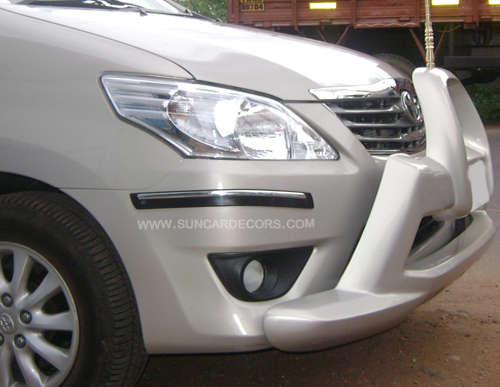 Toyota Innova Front Guards